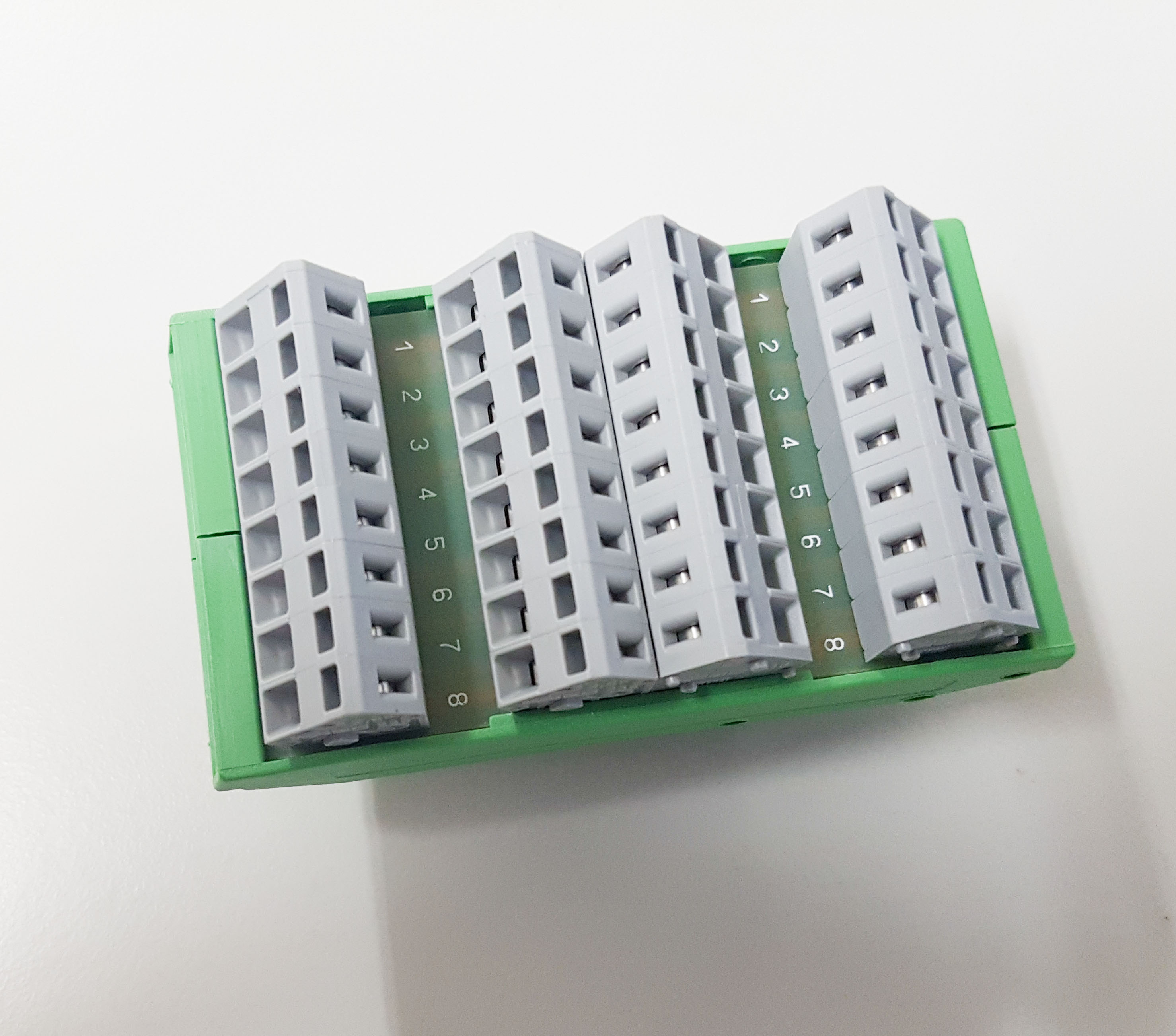 Terminal for DIN rail, Loxone Smart Home