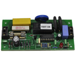 Soft Start - Relay 10A 230VAC for strong audio amplifier