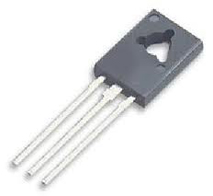 2SD669A, Transistor, Si-N, 160V, 1.5A, 1W, TO-126