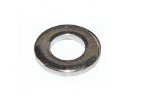 M2, 5 x 0.5 mm steel washer / Ni